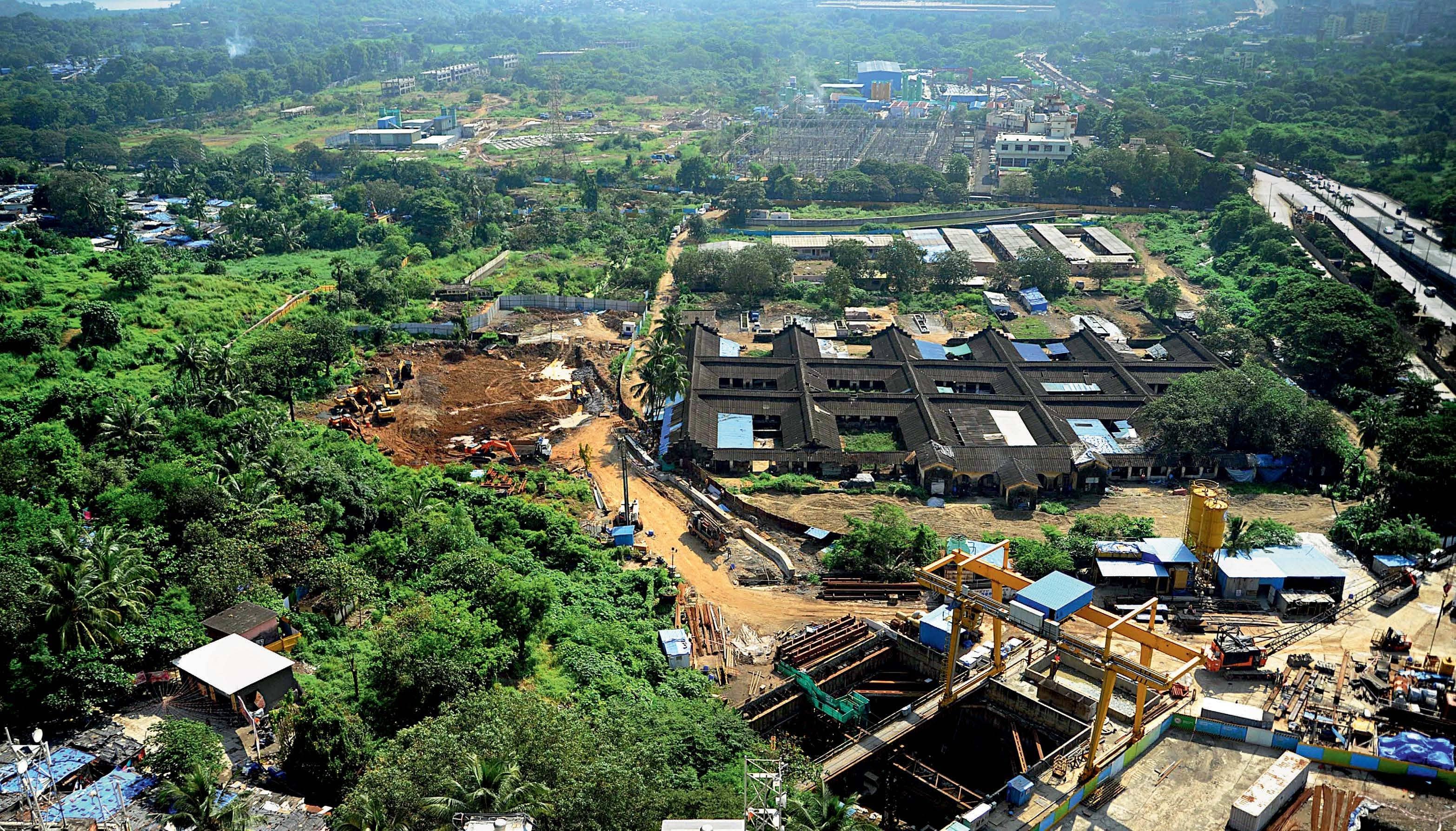 Mumbai Gets A Green Reprieve