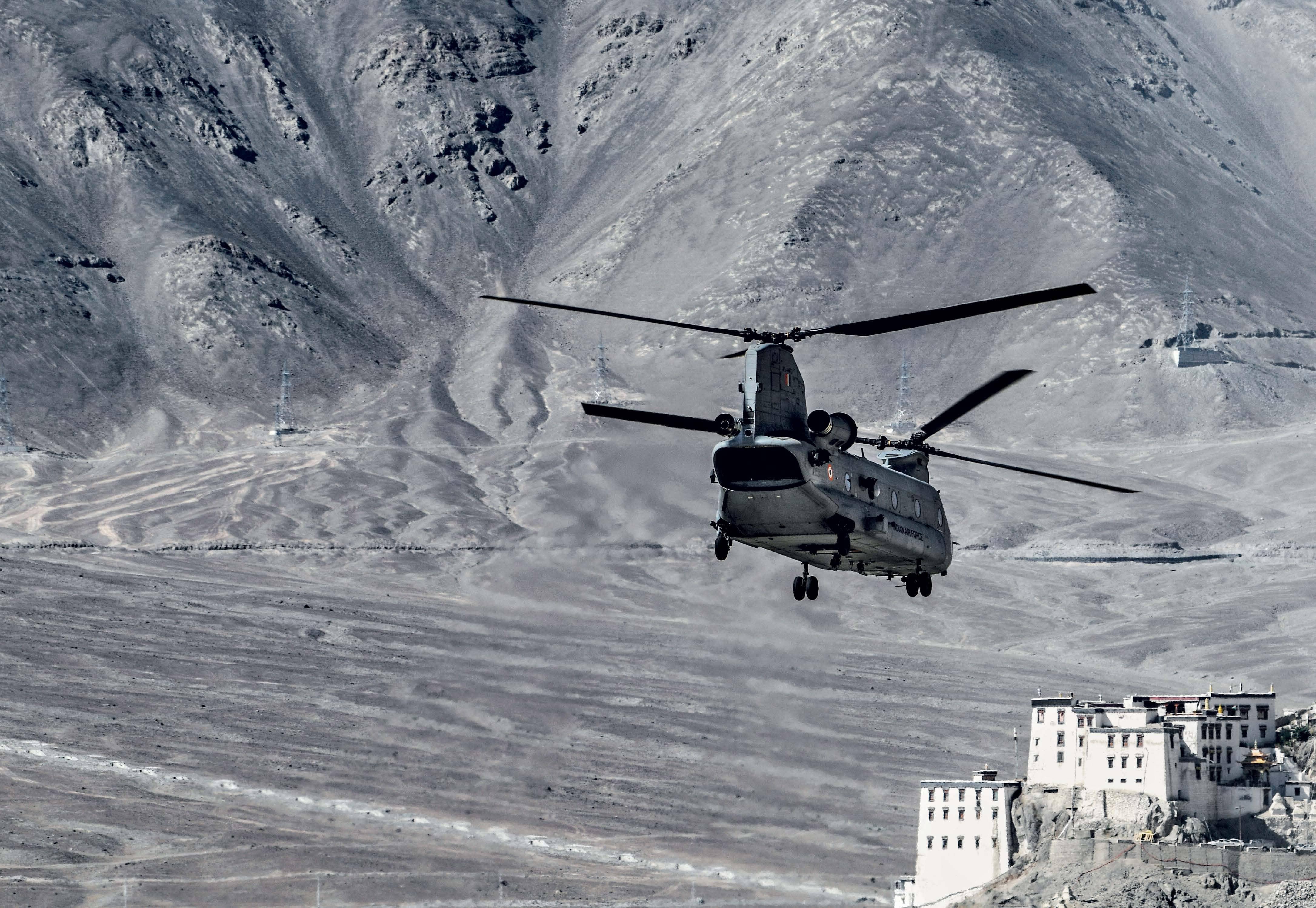 The Cold War In Ladakh