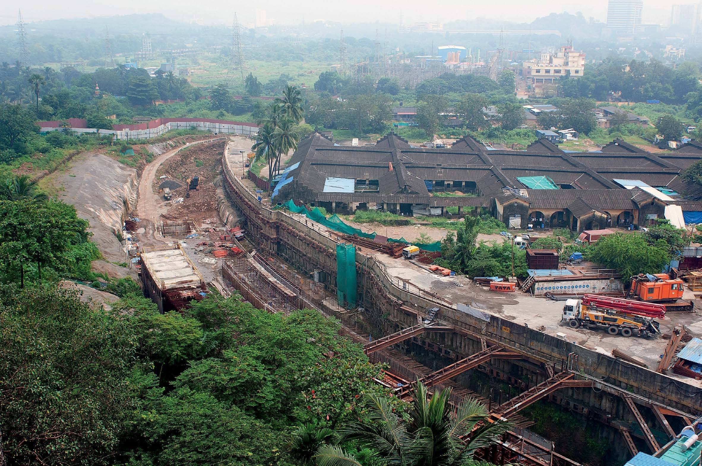 Aarey's Gain Is Metro's Loss
