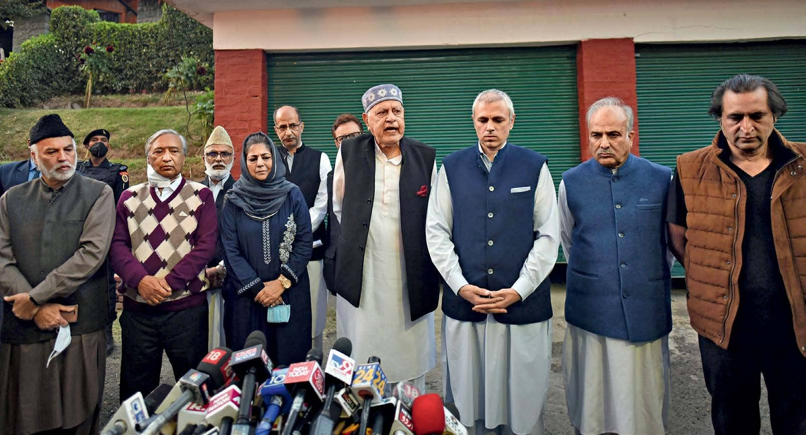 A New Power Play In J&K