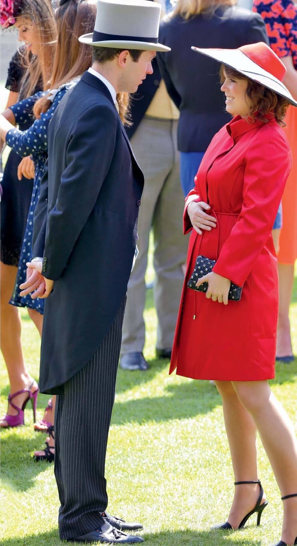 Eugenie Is Pregnant!