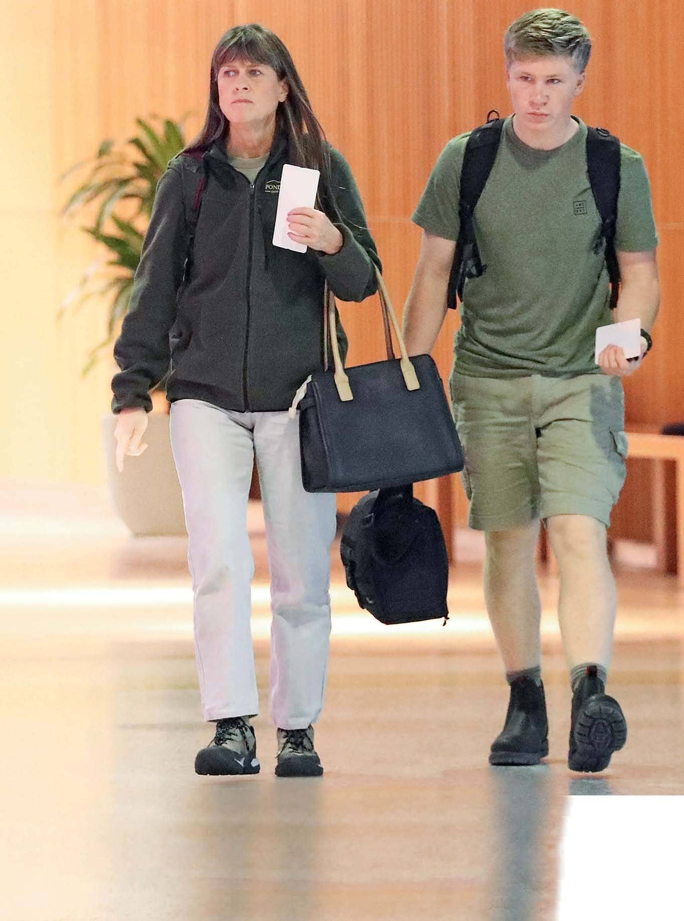 Bob Irwin's Outburst - 'I'm Not Coming To The Wedding!'