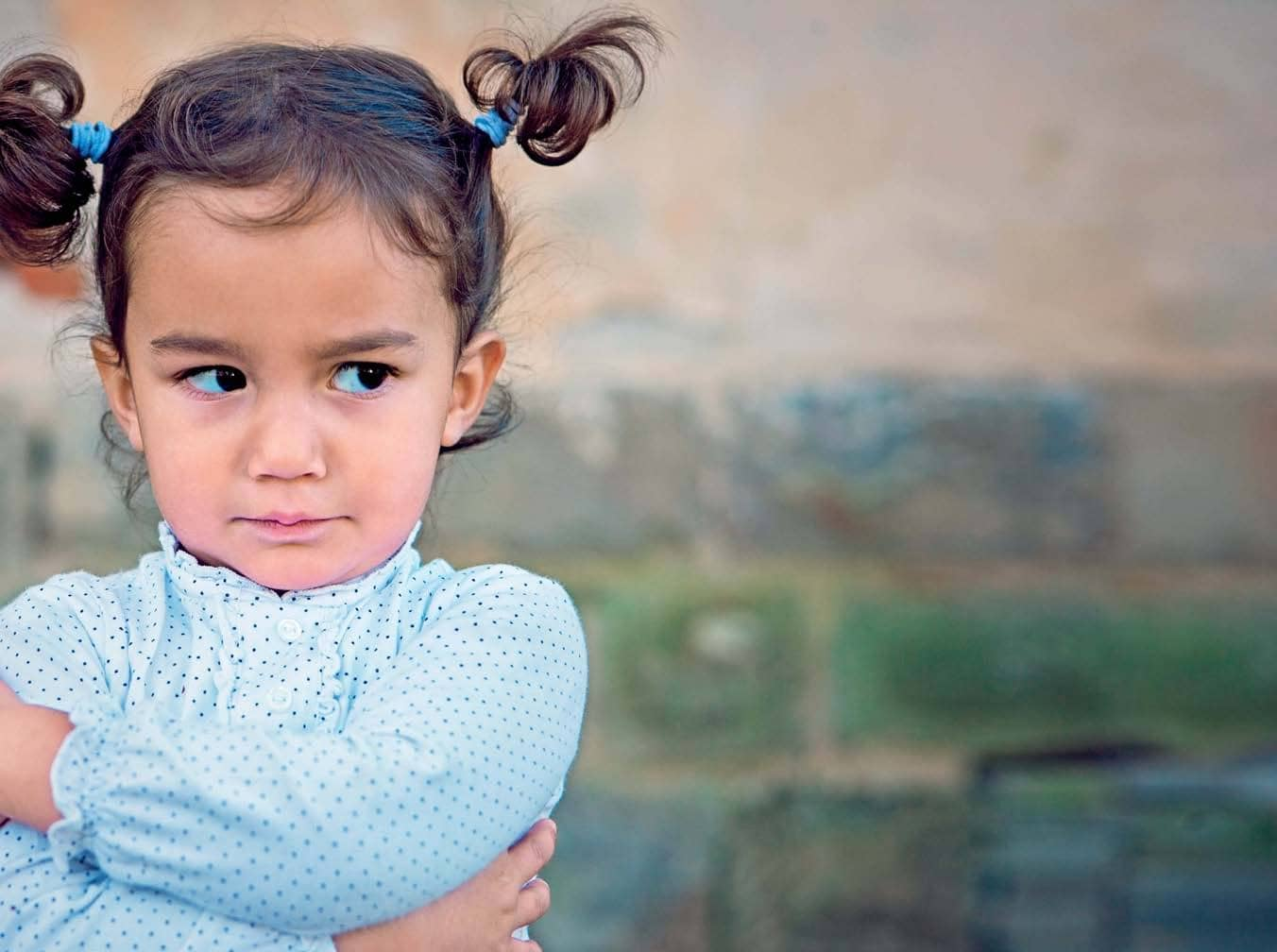 Dealing With A Stubborn Toddlers