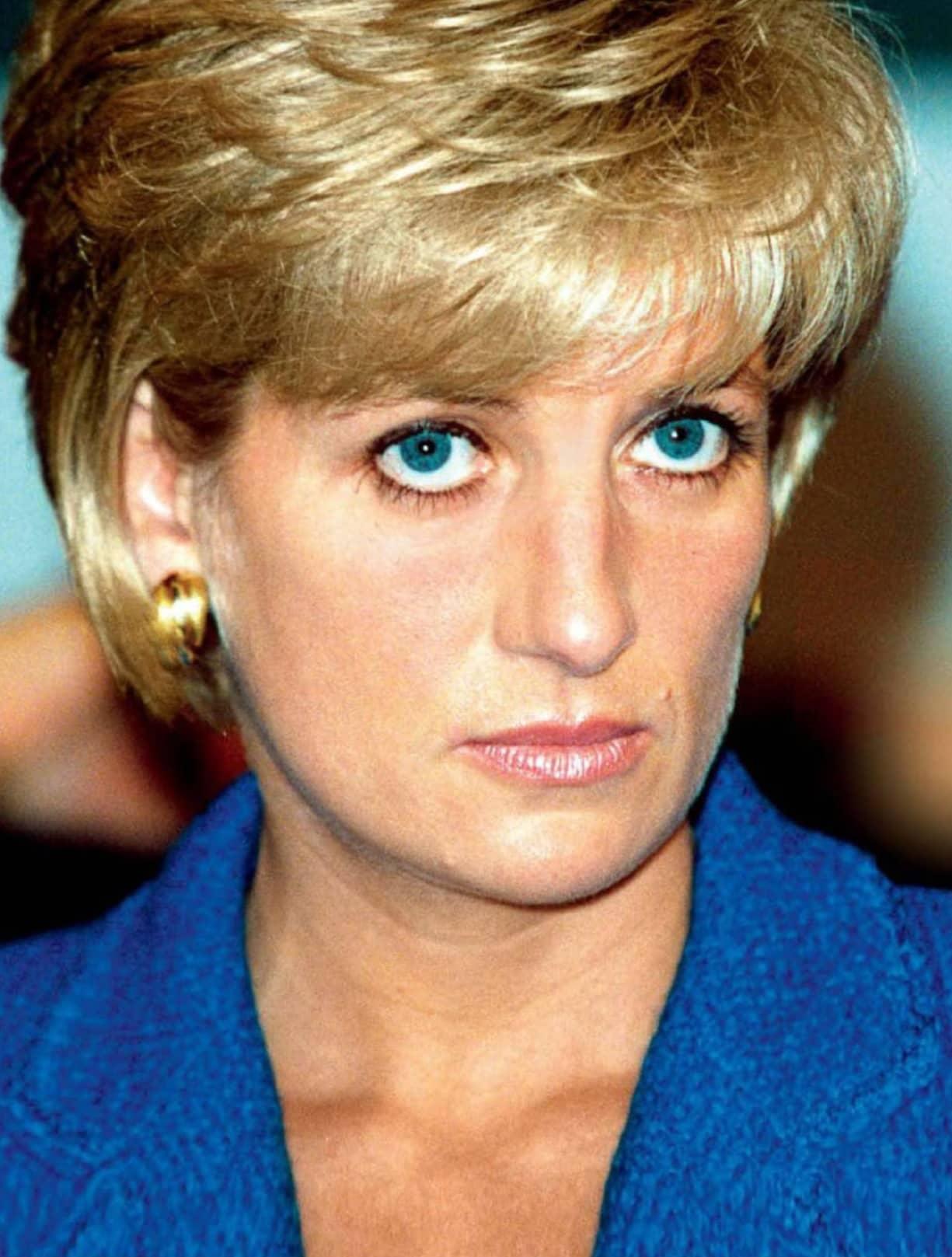 Diana's Secret Heartache