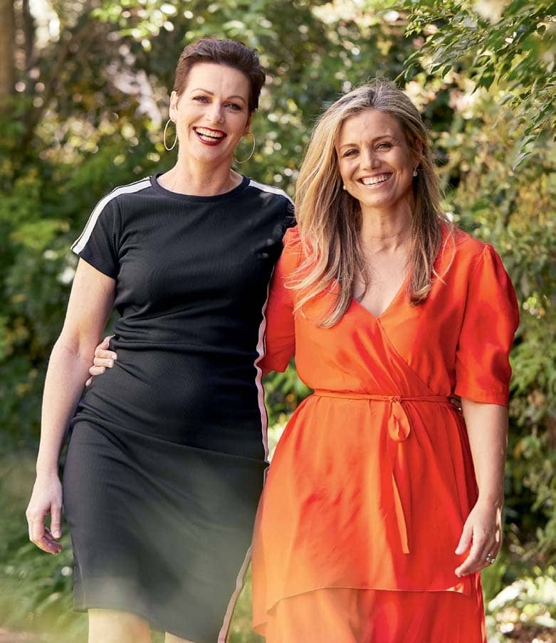 Mcleod's Daughters-'We Fought Like Real Sisters'