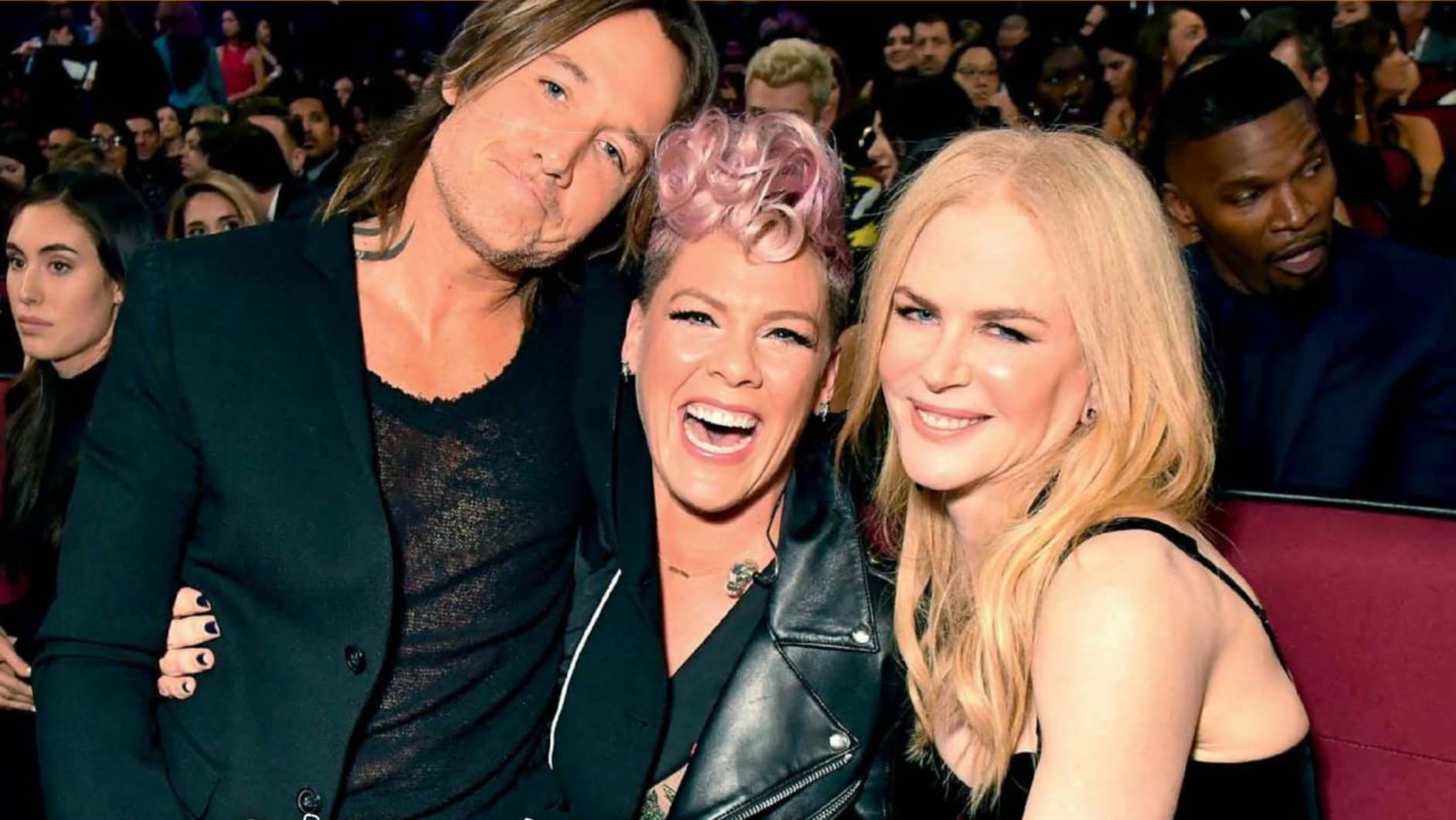 Nicole Kidman-How Pink Saved My Marriage