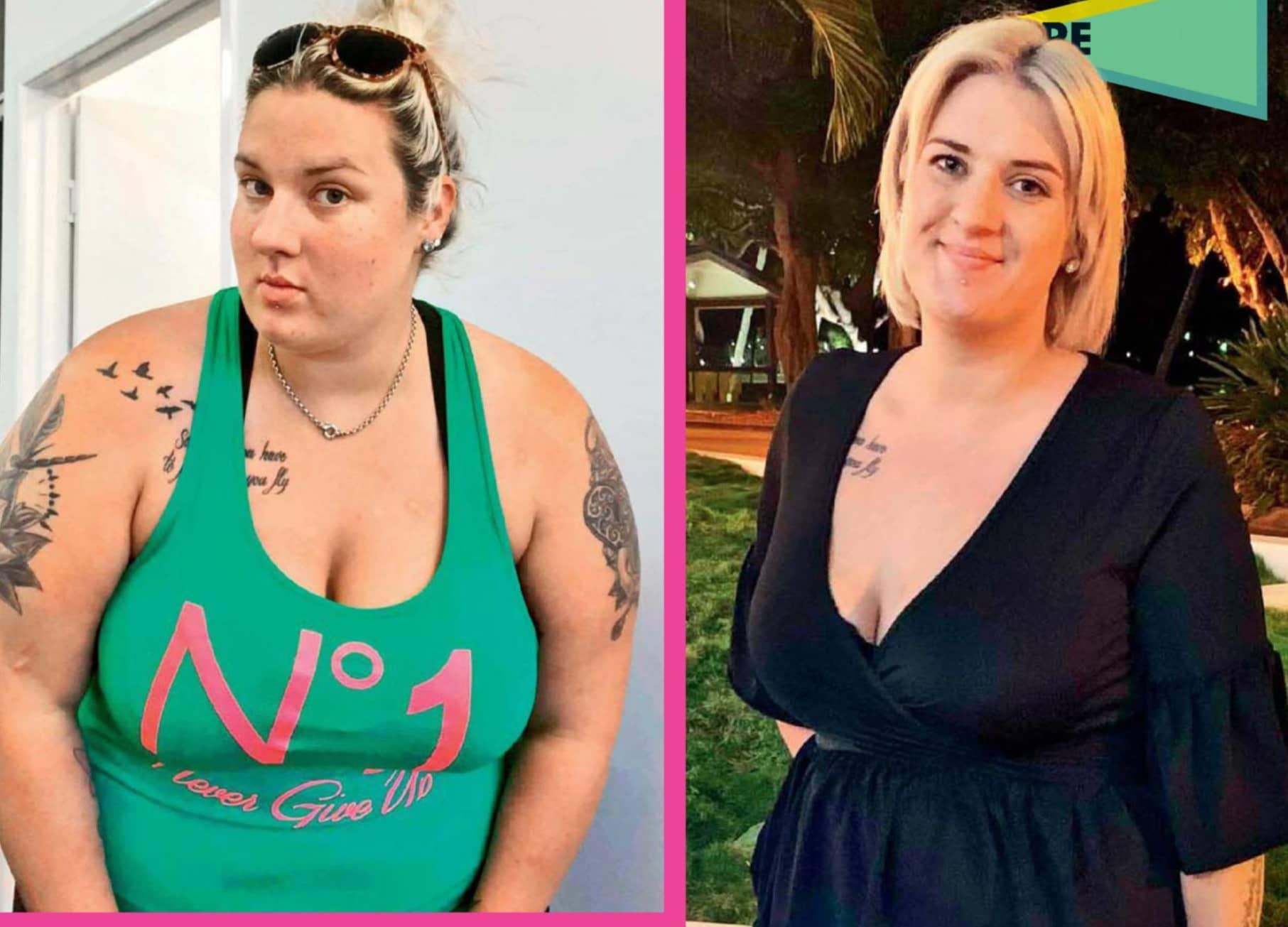 I Lost 50 Kilos Without Exercise!