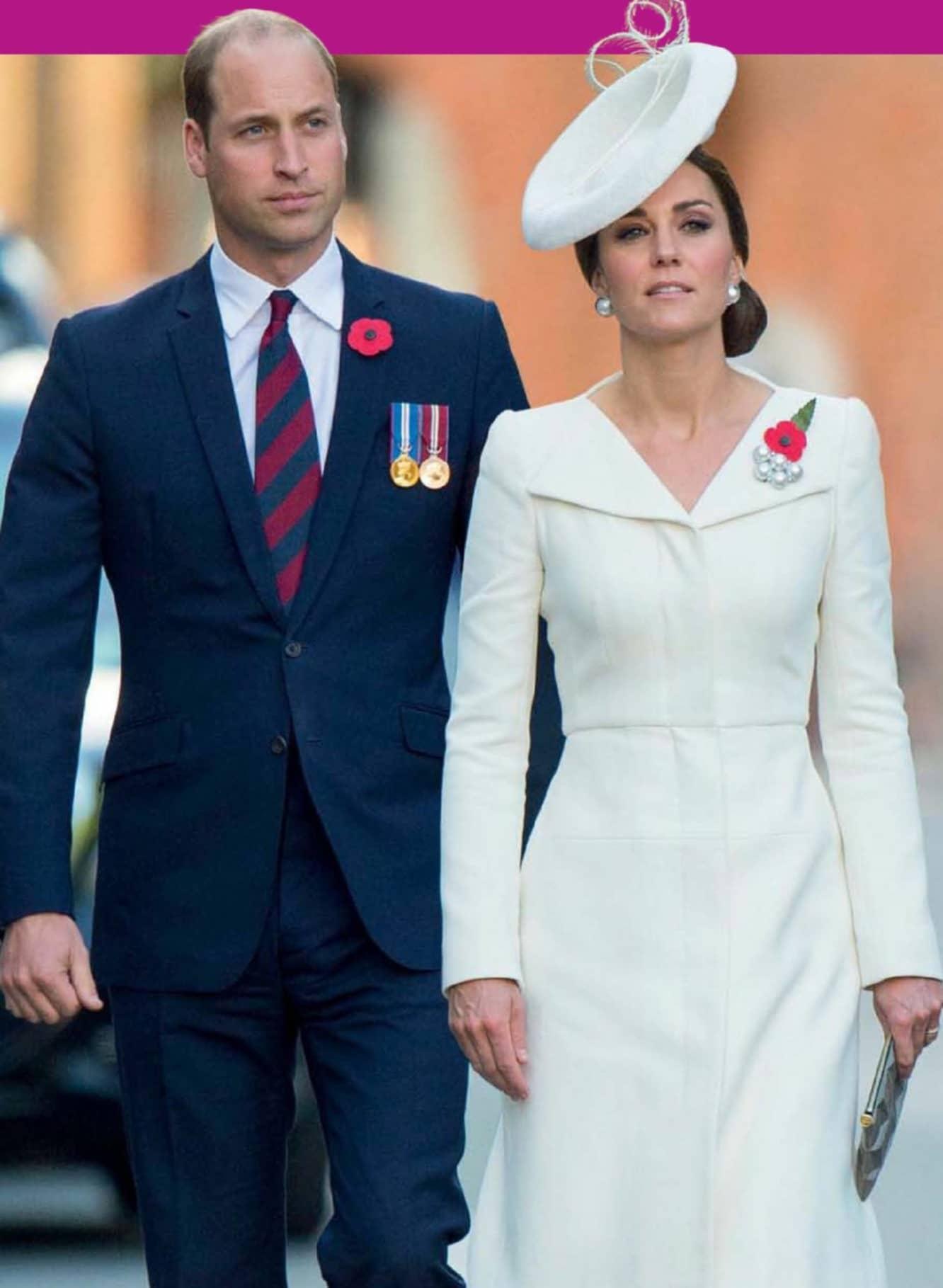 Will & Kate's First Days As De Facto King & Queen