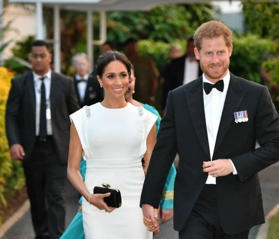 Harry & Meghan Renew Their Vows