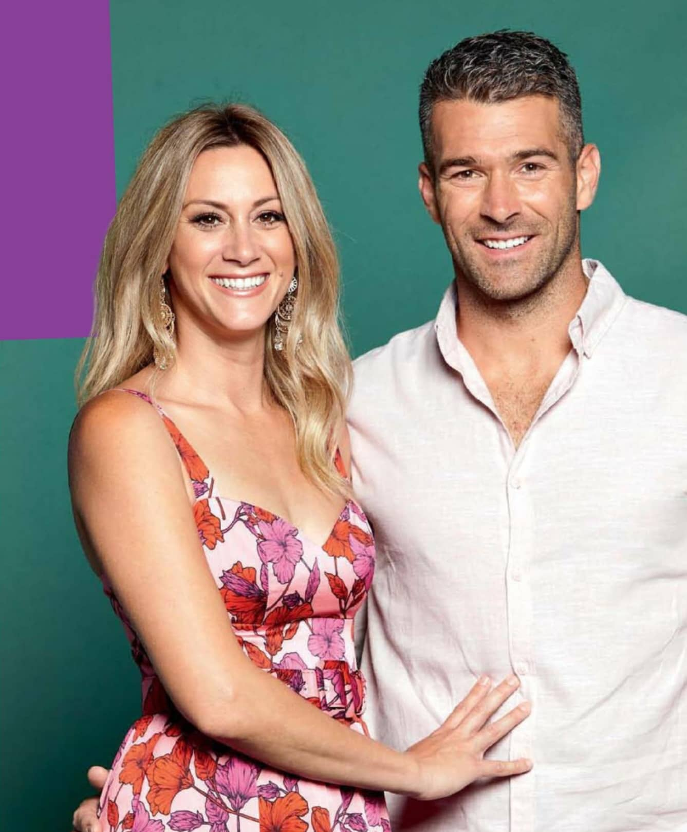 TANYA & DAVE: 'BEING AWAY FROM THE KIDS WAS HARD'