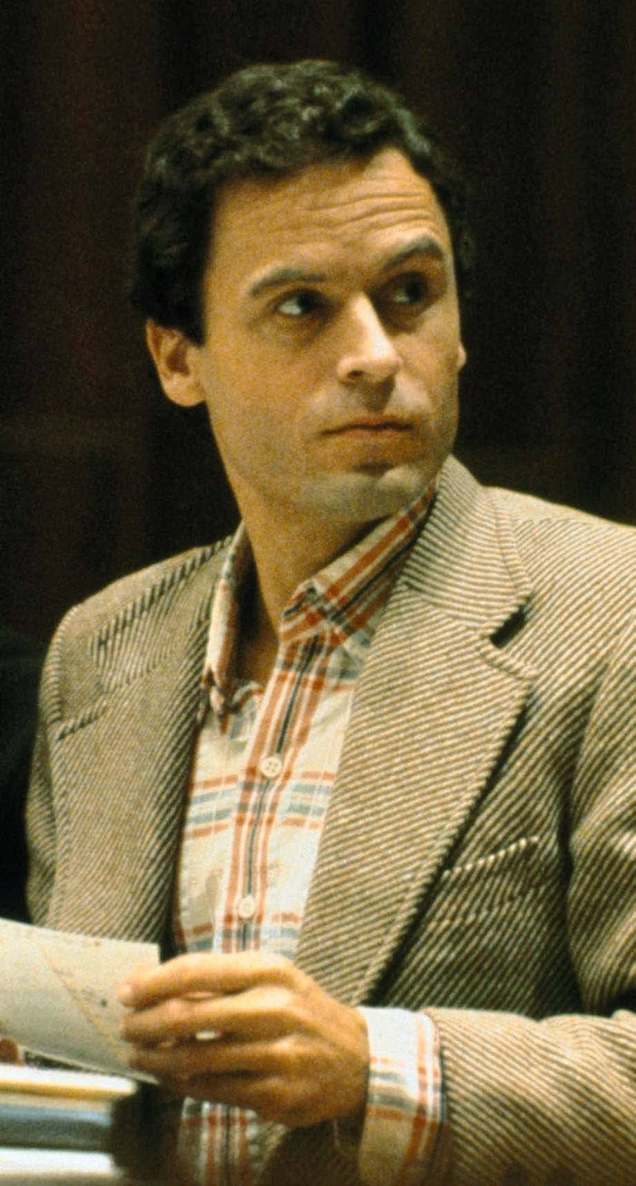 MY LIFE WITH TED BUNDY