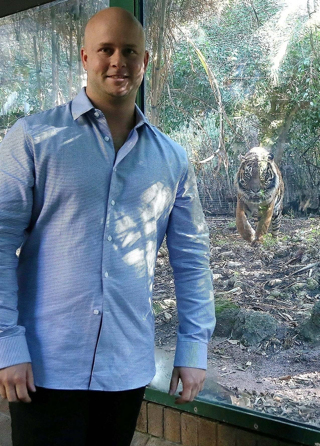 MEET AUSTRALIA'S TIGER KING