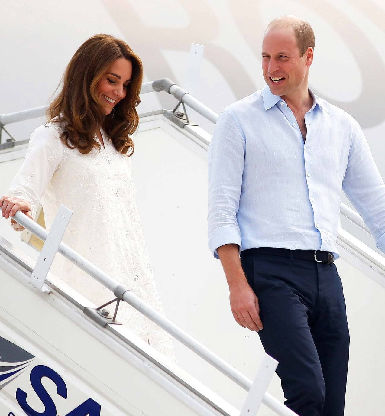 Kate & Wills Island Babymoon