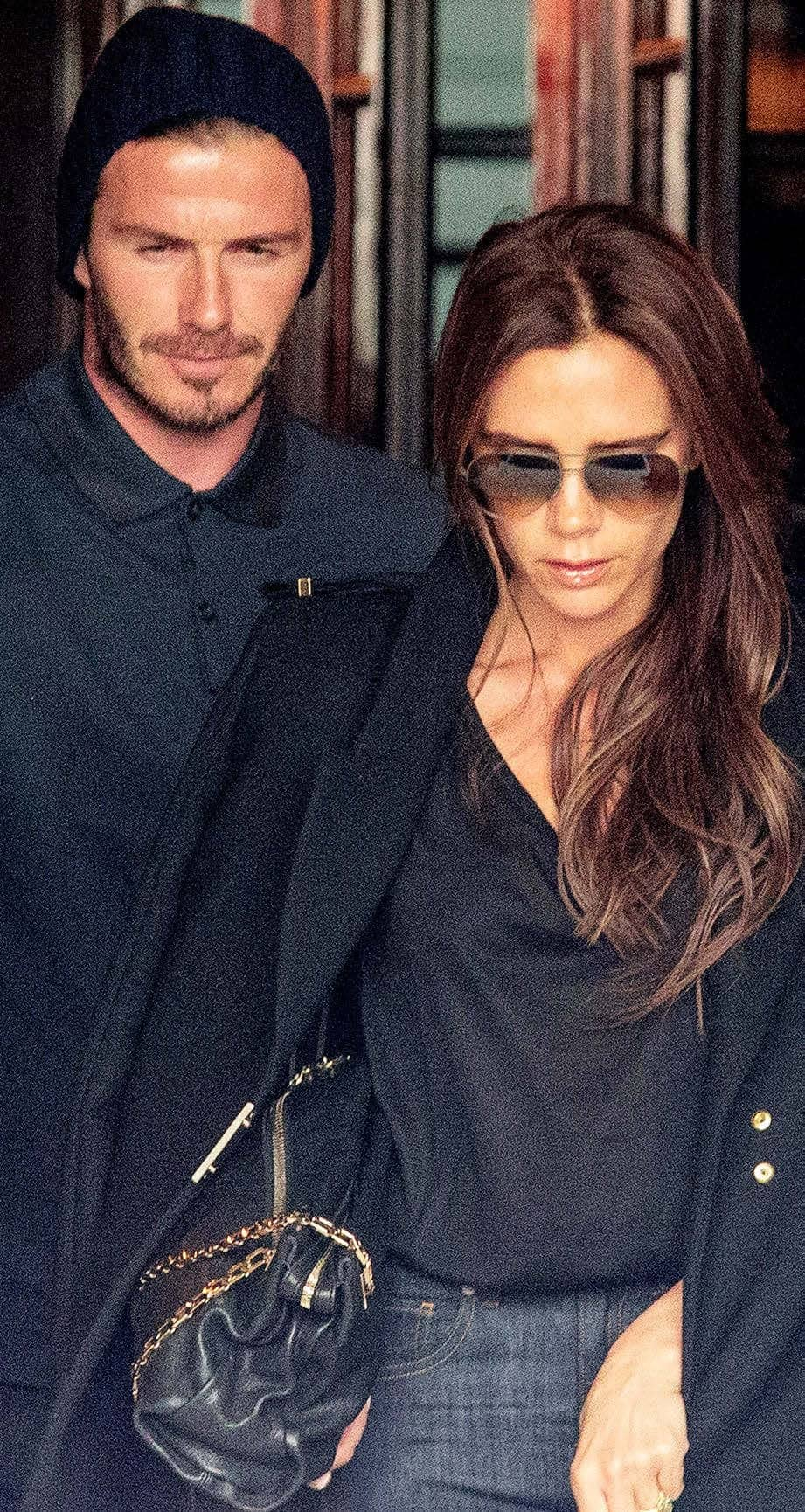 Beckham Family Feud Explodes 'It's Us Or Them!