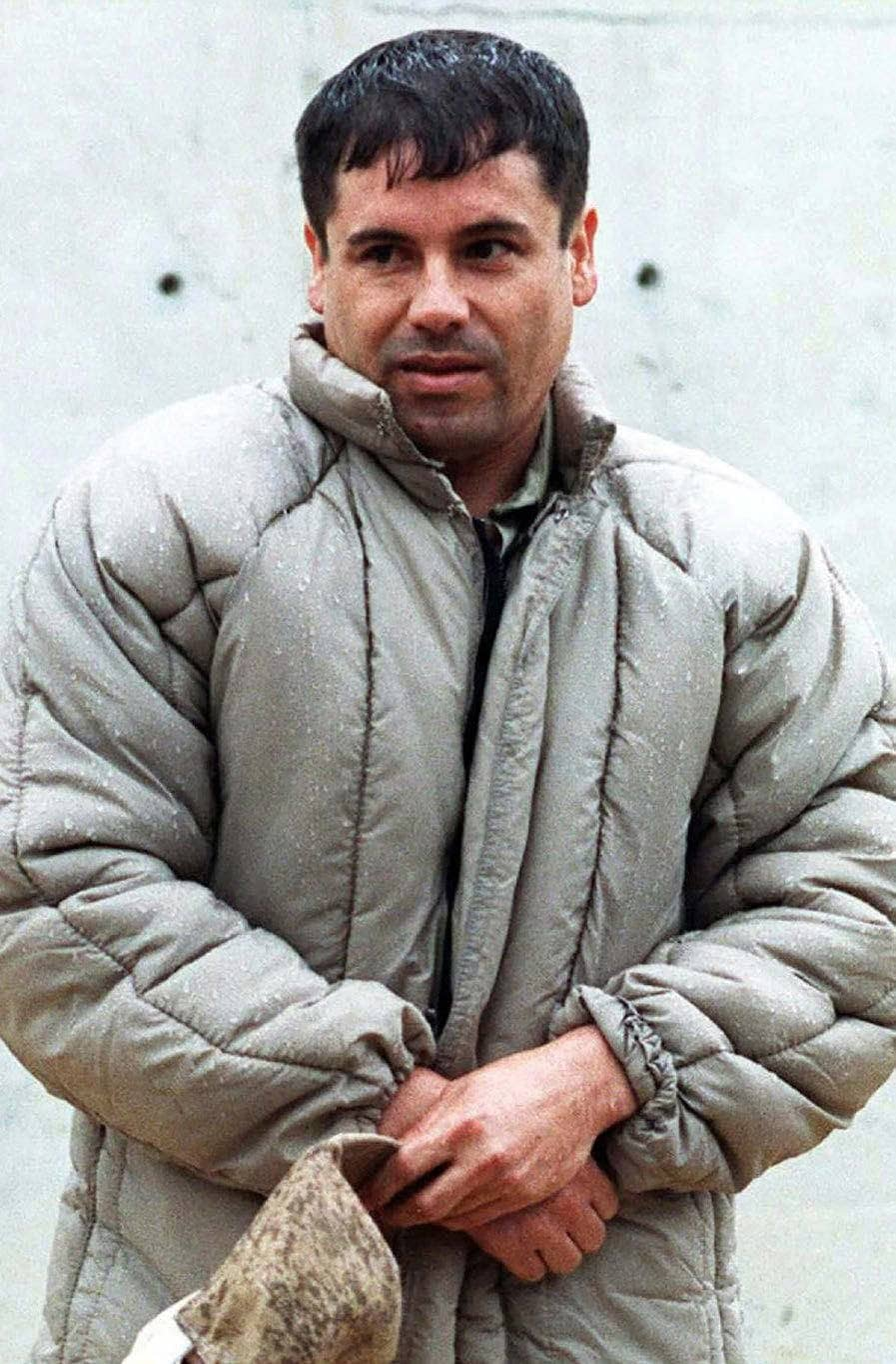 THE TRIAL OF MEXICO'S DEADLIEST DRUG LORD