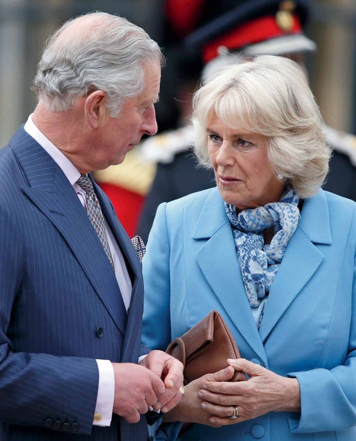 CAMILLA'S BETRAYAL EXPOSED! WHAT THE ROYAL FAMILY NEVER SAW COMING