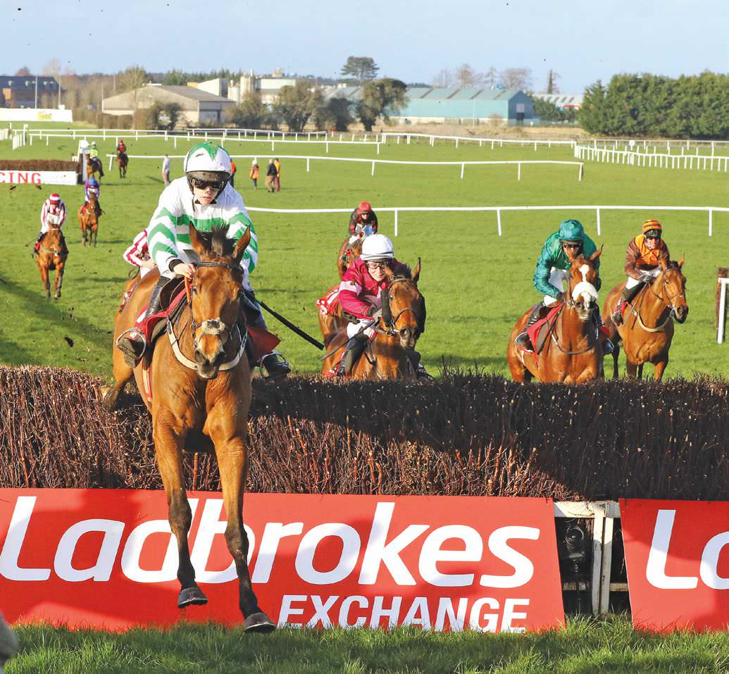 Blackmore Abolishes Start Field To Scoop The Big Prize In Naas