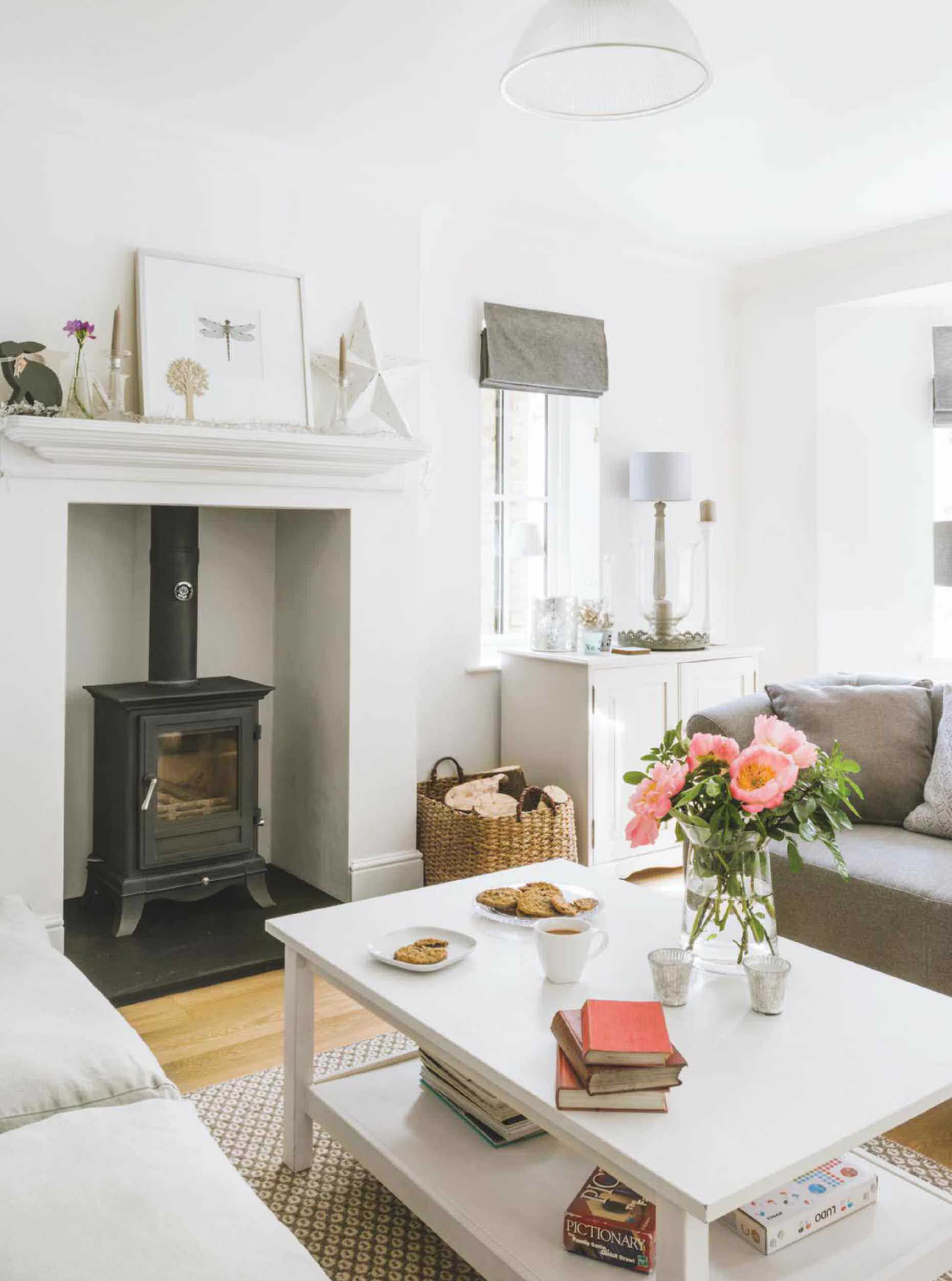 Modern classic for Classic country house interiors