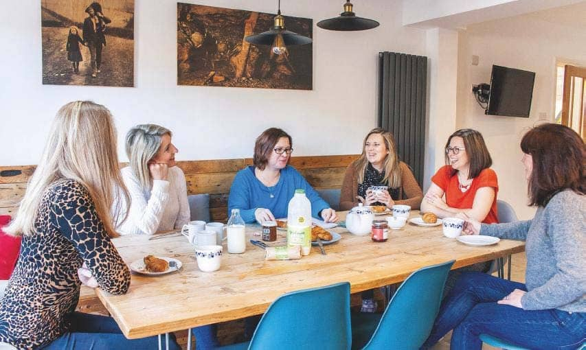My village business group helps women pursue their dreams