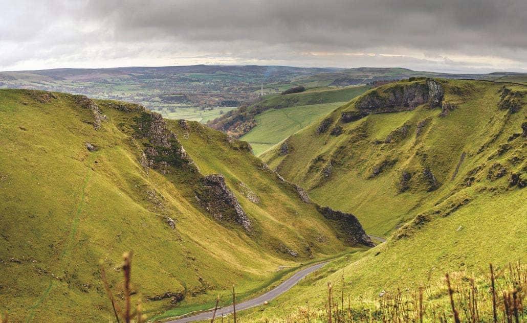 MY FAVOURITE VIEW... Winnats Pass, Derbyshire