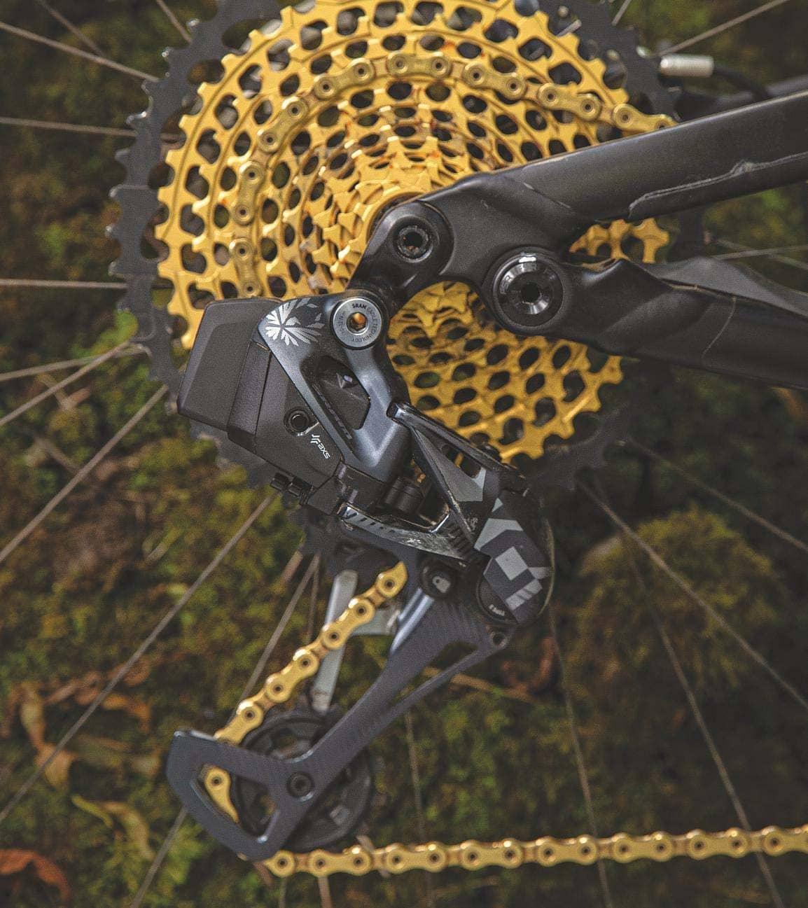 SRAM X01 AXS UPGRADE KIT £975