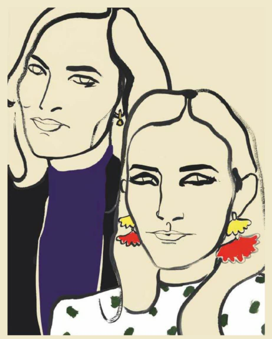Friendship Aisling Bea & Deborah Frances-White Feminism