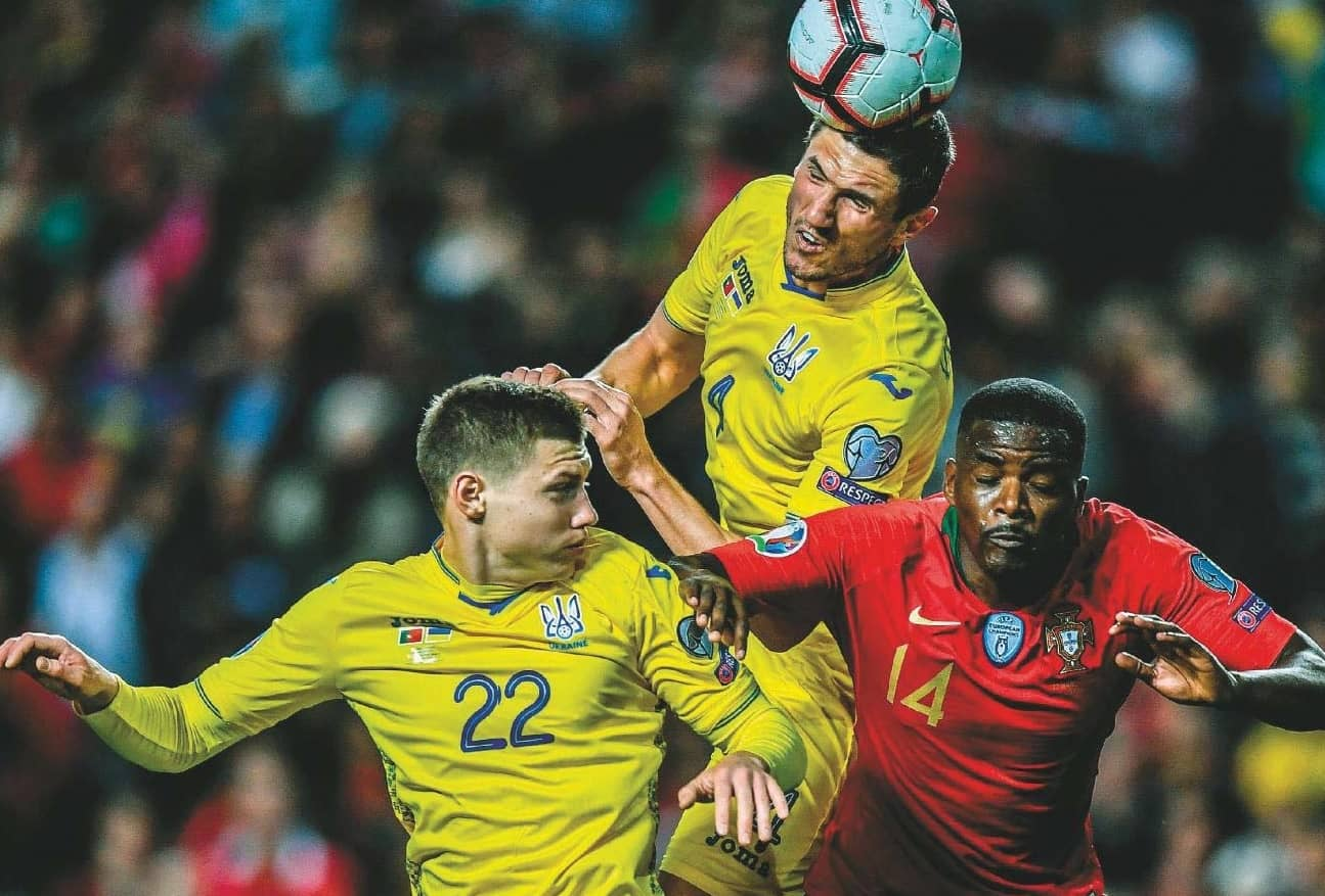 Unbeaten Ukraine Keep It Tight