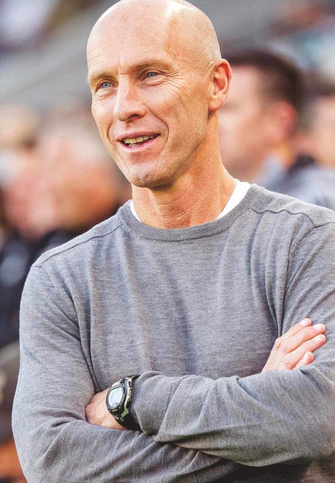 Bob Bradley: 'I'm Not Afraid Of Any Challenge. I've Gone Places That Other People Wouldn't Have Gone Near'
