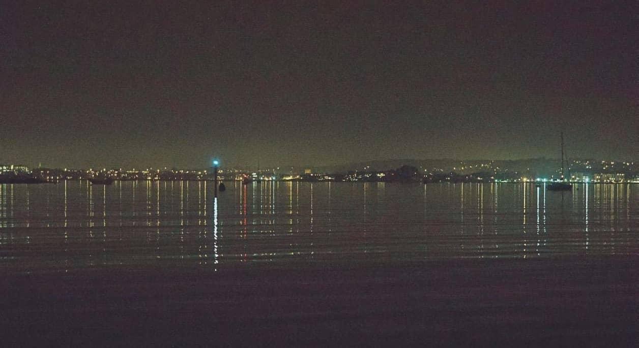 Night sailing top tips