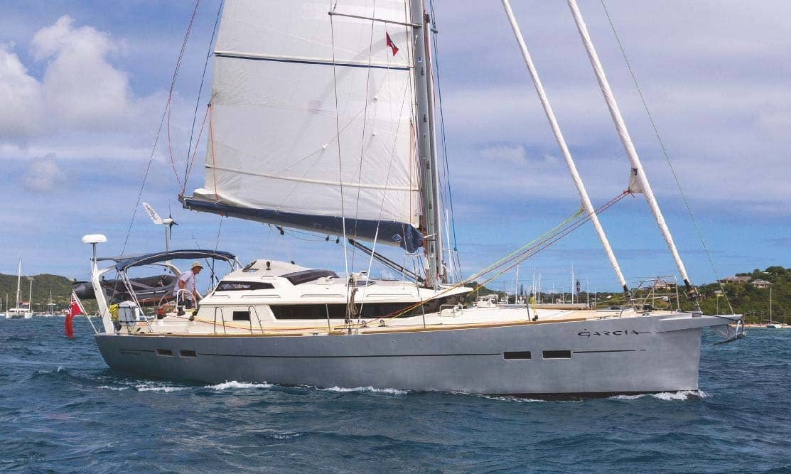 Why motor-sailing is good seamanship