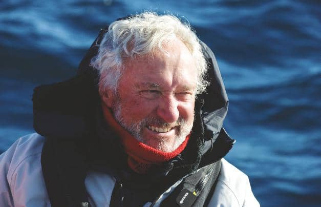 Tributes to pioneering Arctic cruiser and environmentalist Brian Black