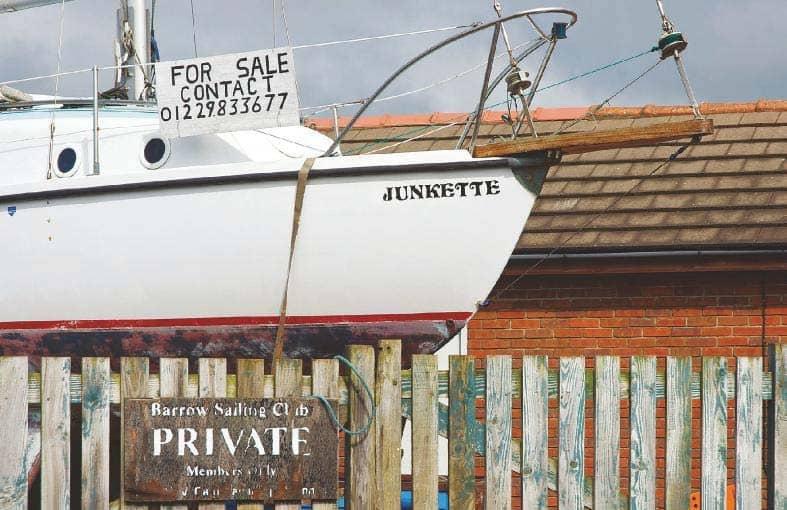 British yachting's post-lockdown boom