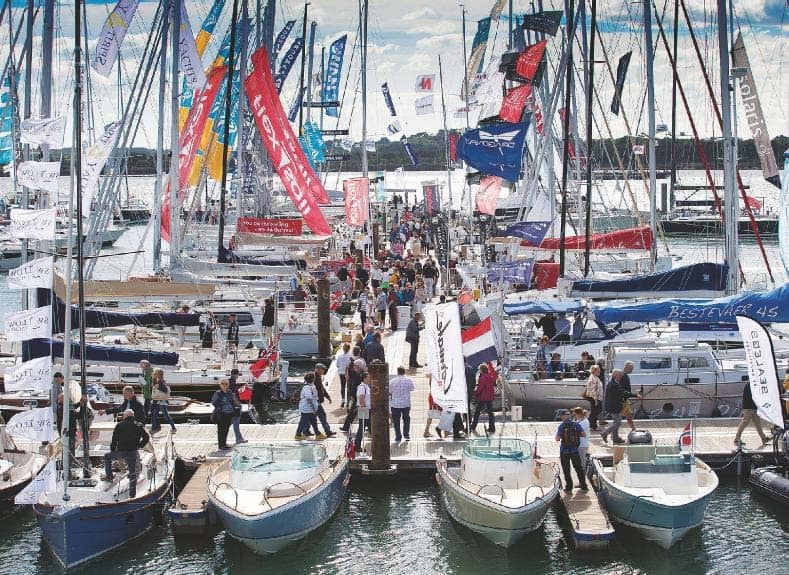Recompense for last-minute cancellation of boat shows rejected