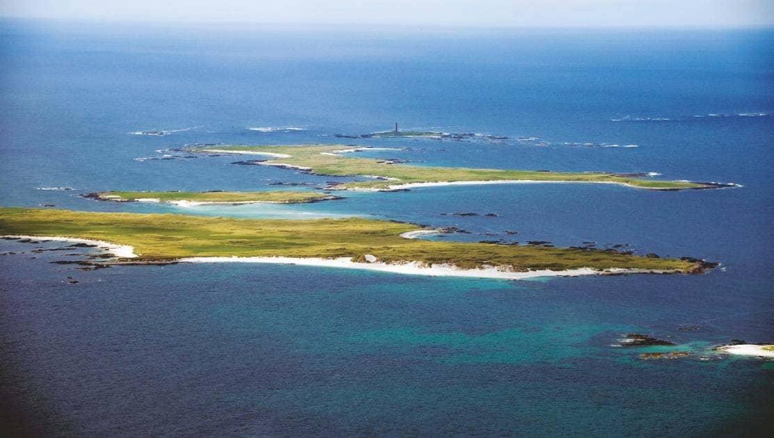 MONACH ISLANDS, OFF NORTH UIST