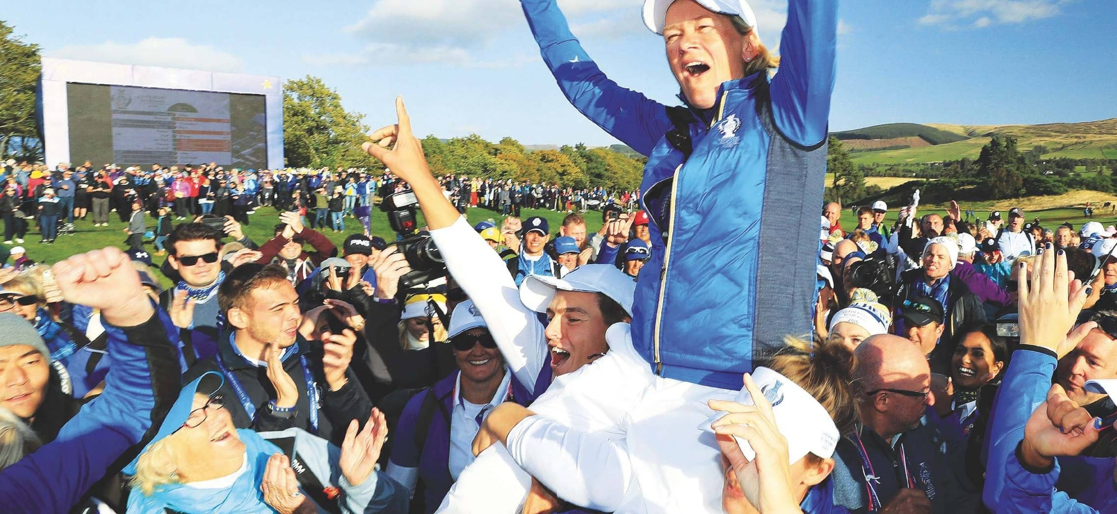 GM Asks...Was This The Greatest Ever Solheim Cup?