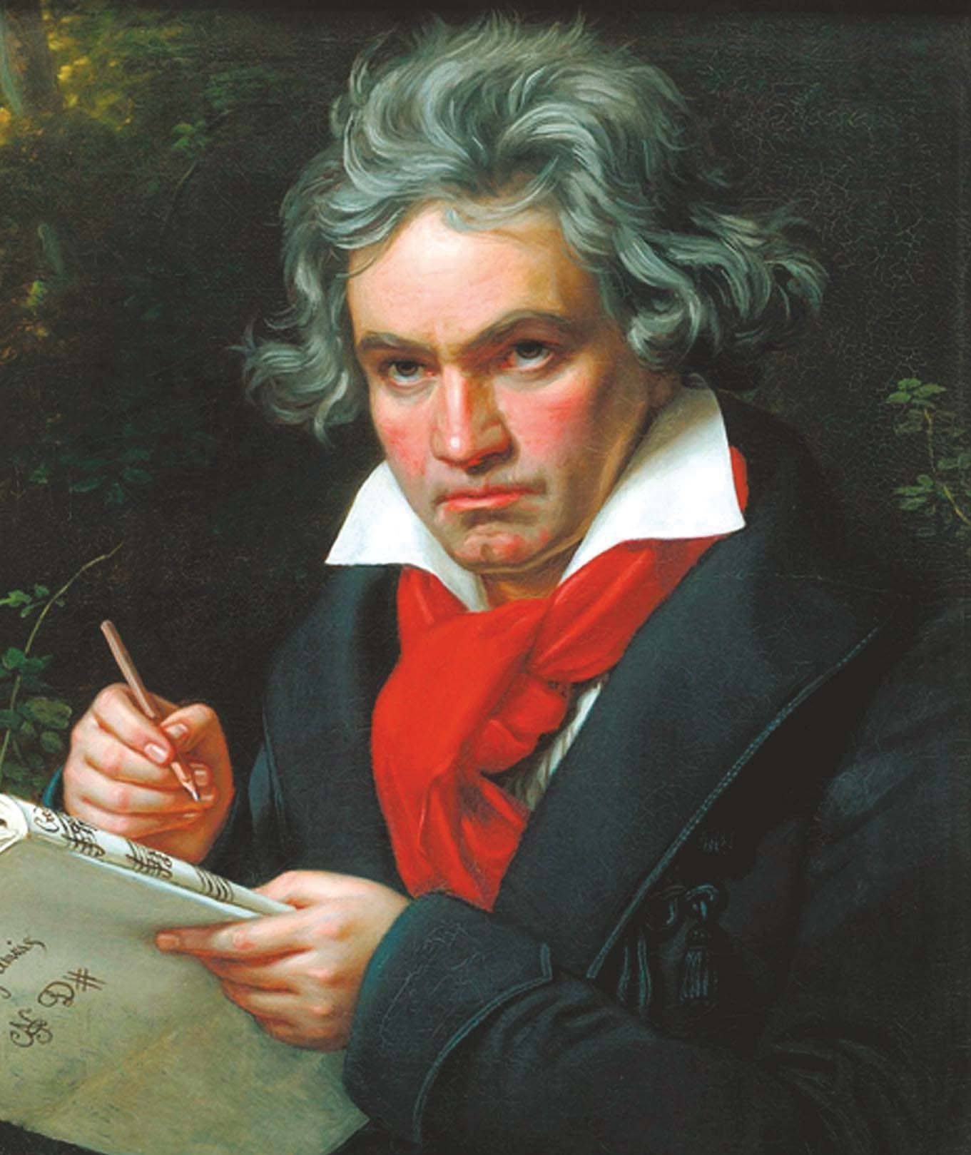 Roll on, Beethoven