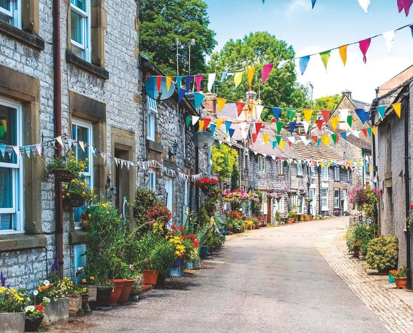 The re-birth of the English country village