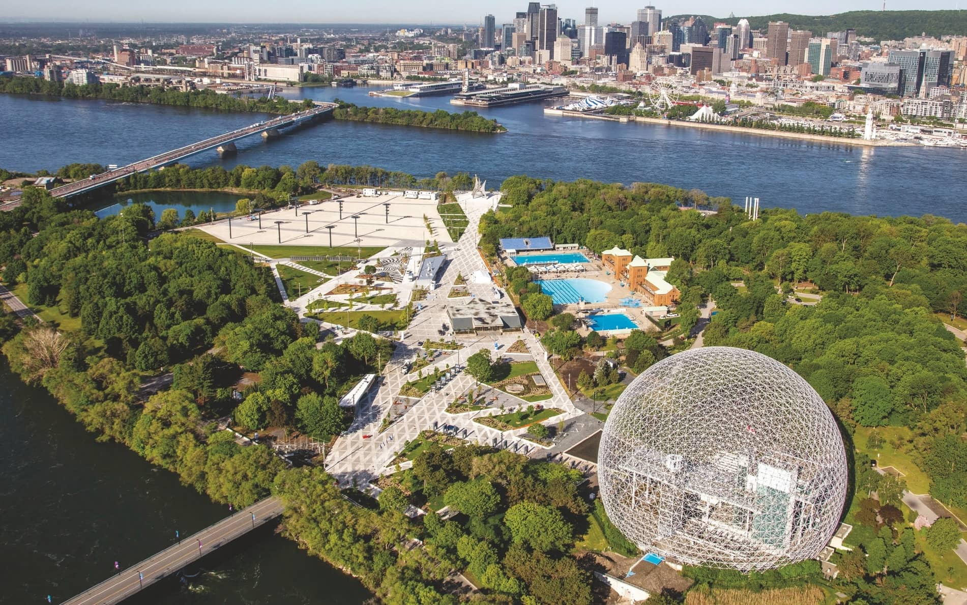 Recreating The Magic Of Expo 67