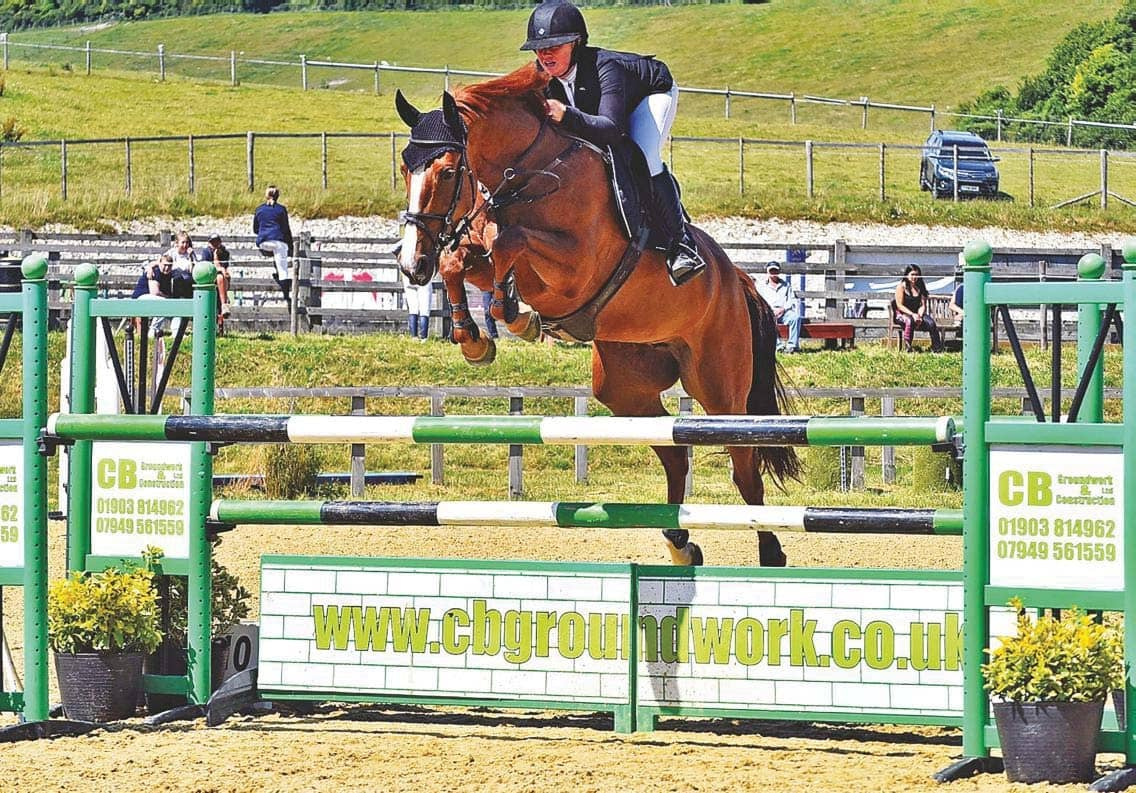 Showjumping Is Back In Business