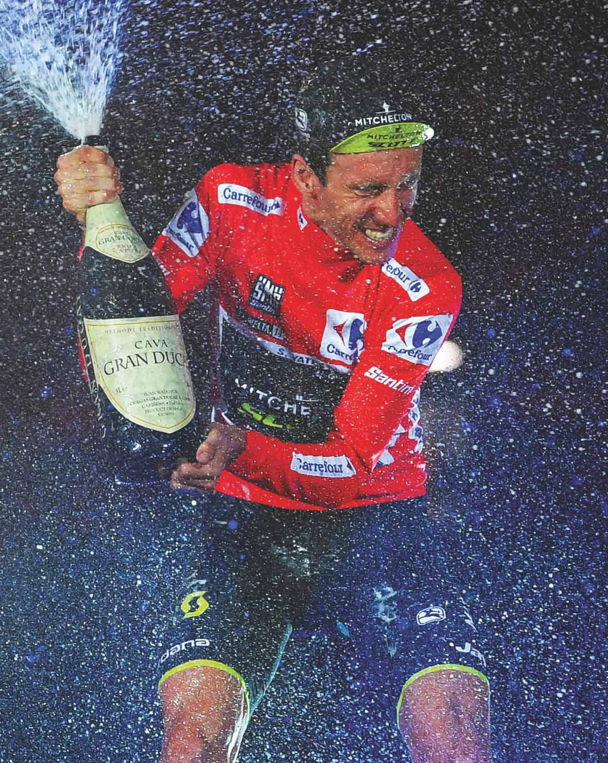 Lessons Learned Deliver Vuelta Success For Yates