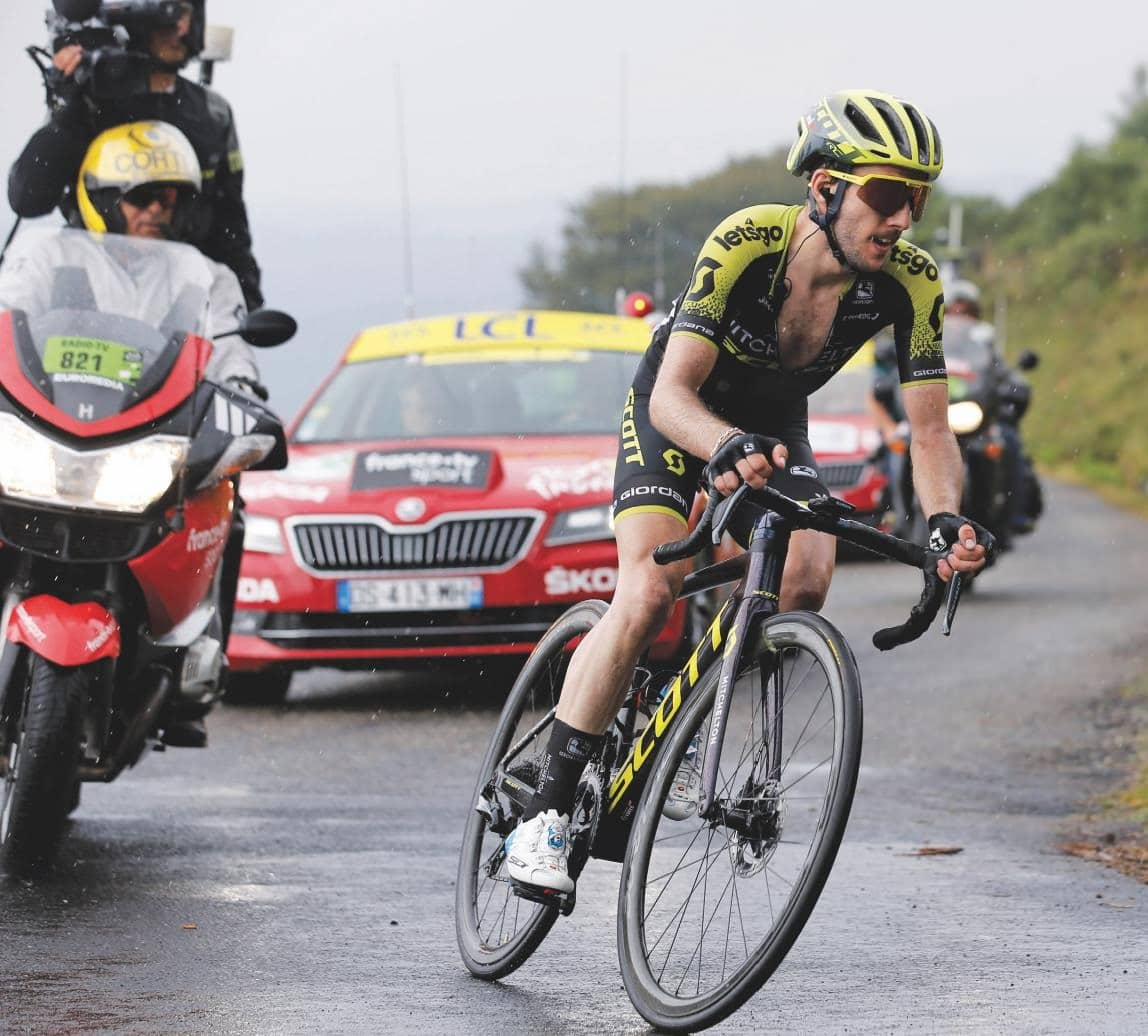 Simon Yates doubles up to join multi Grand Tour stage winners' club