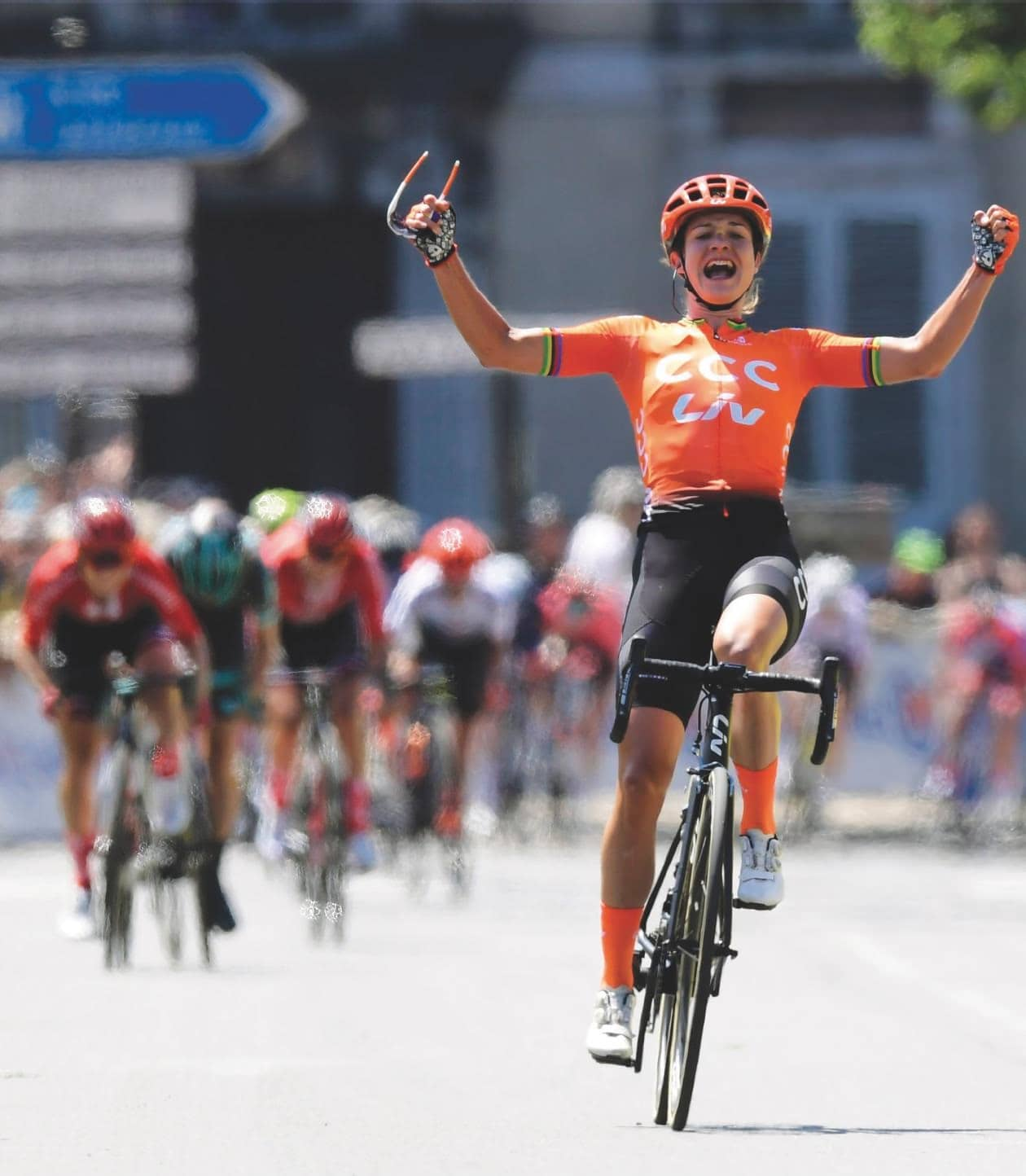ASO takes first step towards women's stage race