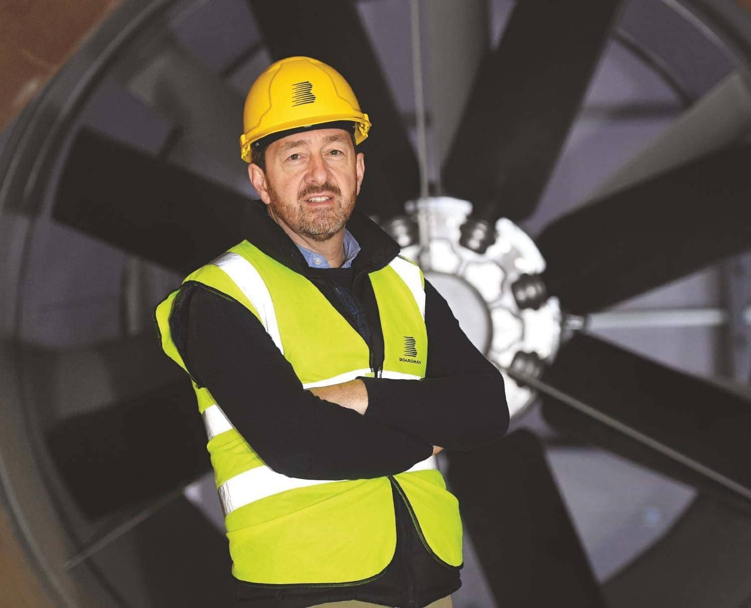 Boardman in bid to save wind tunnel facility