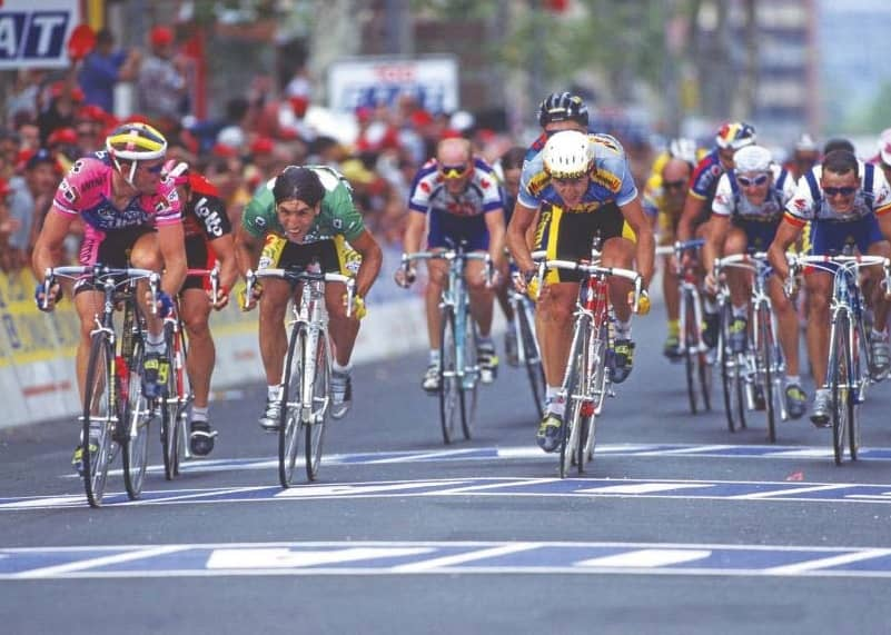 How well do you know…Cycling in the 1990s