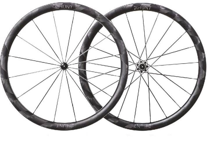 Gear of the week: Hunt 36 UD carbon spoke wheelset £1,379