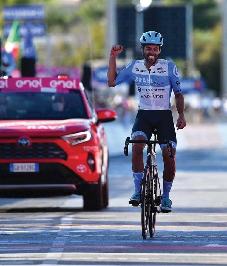 Inside Alex Dowsett's Giro stage win