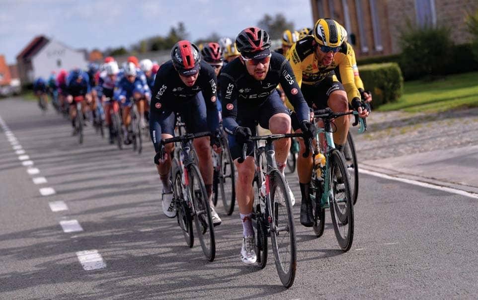 I'll miss Paris-Roubaix