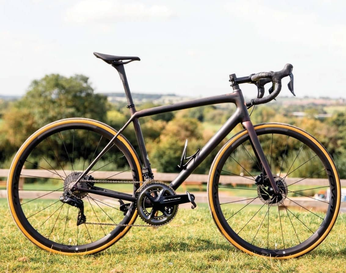 Specialized Aethos: new 'non-race' bike breaks the weight record