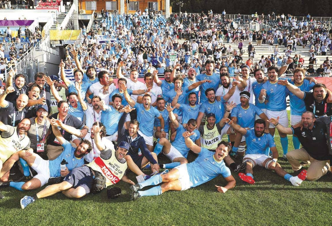What It's Like To… Be Part Of A Uruguay Dynasty