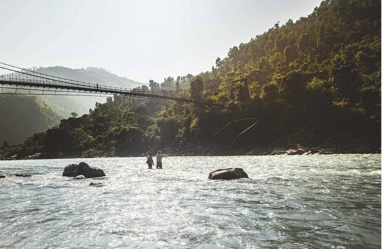 Mahseer adventure